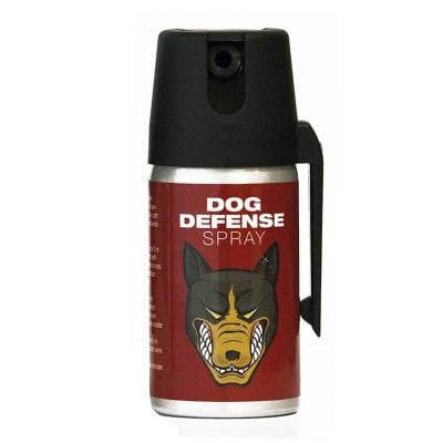 dog defence försvarsspray
