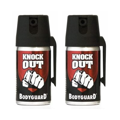 knock out försvarsspray v.2 x2